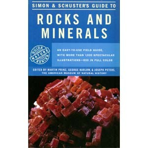 Rocks And Minerals Simon and Schusters Guide