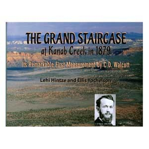 The Grand Staircase at Kanab Creek in 1879