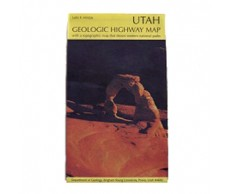 Utah Geologic Highway Map