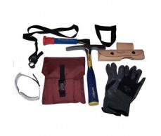 Complete College Geology Tool Kit with Splitting Hammer