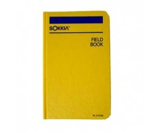 Sokkia - 8152-60 Field Book