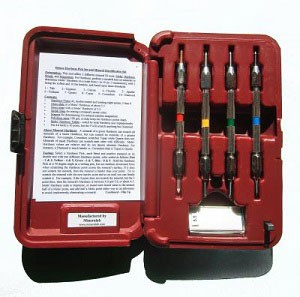 Deluxe Hardness Pick Testing Kit | Supplies | Geo-Tools.com